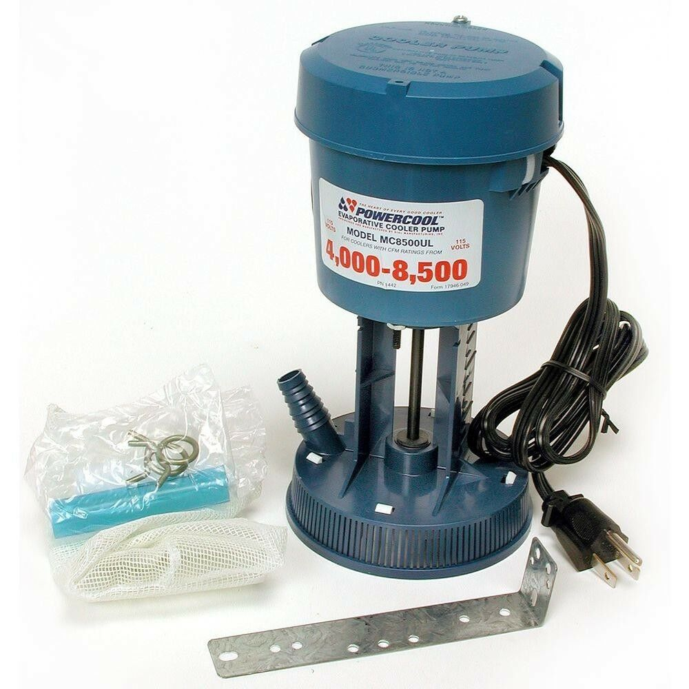 Dial Mfg 1442 Evaporative Cooler Pump, 360-GPH, 115-Volt