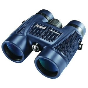 NEW Bushnell H20 10x42 Roof Prism Binocular BUS-150142 Crisp Viewing, waterproof