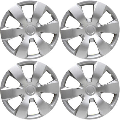 4 PC Hubcaps Fits 07-11 Toyota Camry 16