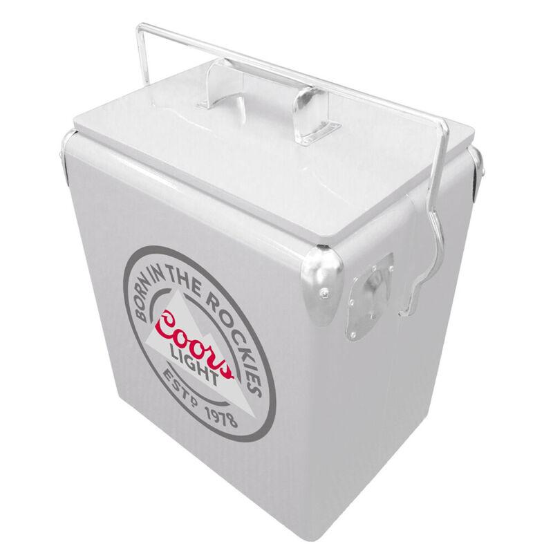 Koolatron CLVIC-13 Official Coors Light Design 14 Quart 13 Liter Beer Cooler