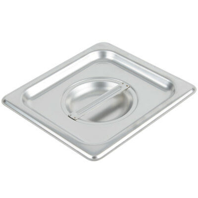 16 Size Stainless Steel Solid Steam Table Hotel Pan Lid Cover
