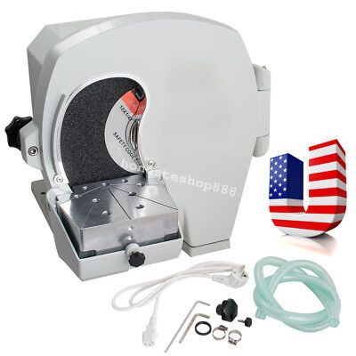 Usa Dental Lab Jewelry Wet Model Trimmer Diamond Disc Wheel Gypsum Arch Device