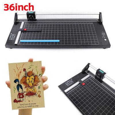 36 Precision Rolling Cutter Rotary Photo Paper Manual Sliding Cutting Machine