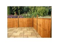 Cheap fence panels and sheds