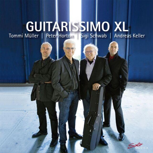 PETER/SCHWAB,SIGI HORTON - GUITARISSIMO XL  VINYL LP NEU