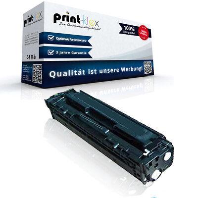 TONER für HP COLOR LASERJET CP1514 CB540a BLACK Color Print (Hp Color Laserjet Black Toner)