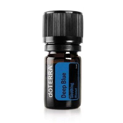 doTERRA DEEP BLUE Pure Essential Oil BLEND 5ml Topical Massage