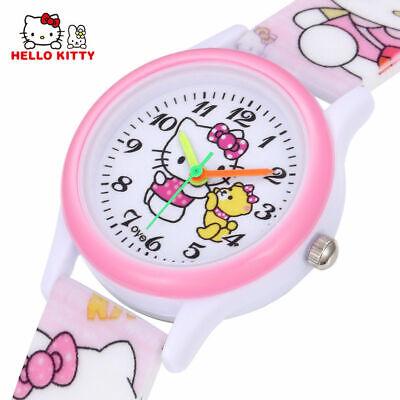 ouse Kinderuhren für Mädchen Kinder Kleid Armbanduhr... (Hallo Kitty Für Mädchen)