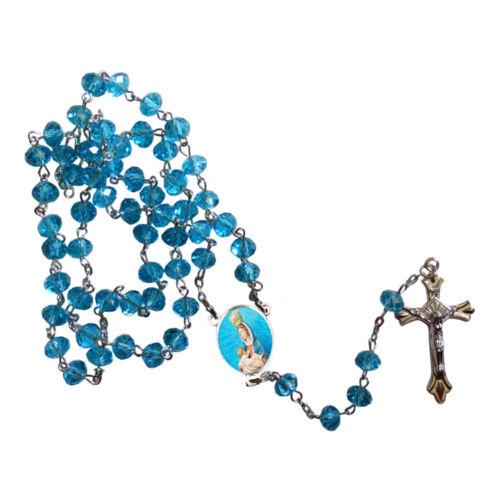 Our Lady of La Leche Virgen de la  Leche Rosary and Prayer Card