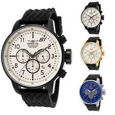 Invicta Rally Silicone Chronograph Mens Watch