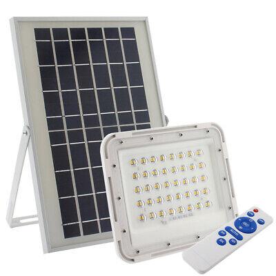 LEDBOX Proyector LED SOLAR 60W Blanco frío
