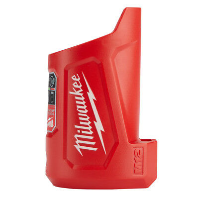 Milwaukee 48-59-1201 M12 Li-Ion Battery Charger and Power Source New