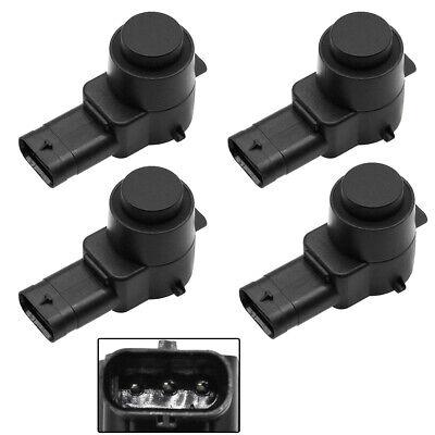 4x 3-PIN Parksensor PDC Sensor Einparkhilfe Für Mercedes-Benz W204 W211 S211 CLS