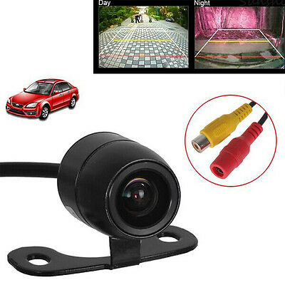12V 170°  Mini Car Backup Rear View Camera For Car Truck SUV Mini Van