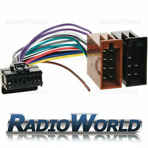 Pioneer-16-Pin-Car-Stereo-Radio-ISO-Wiring-Harness-Connector-Adaptor-Cable-Loom