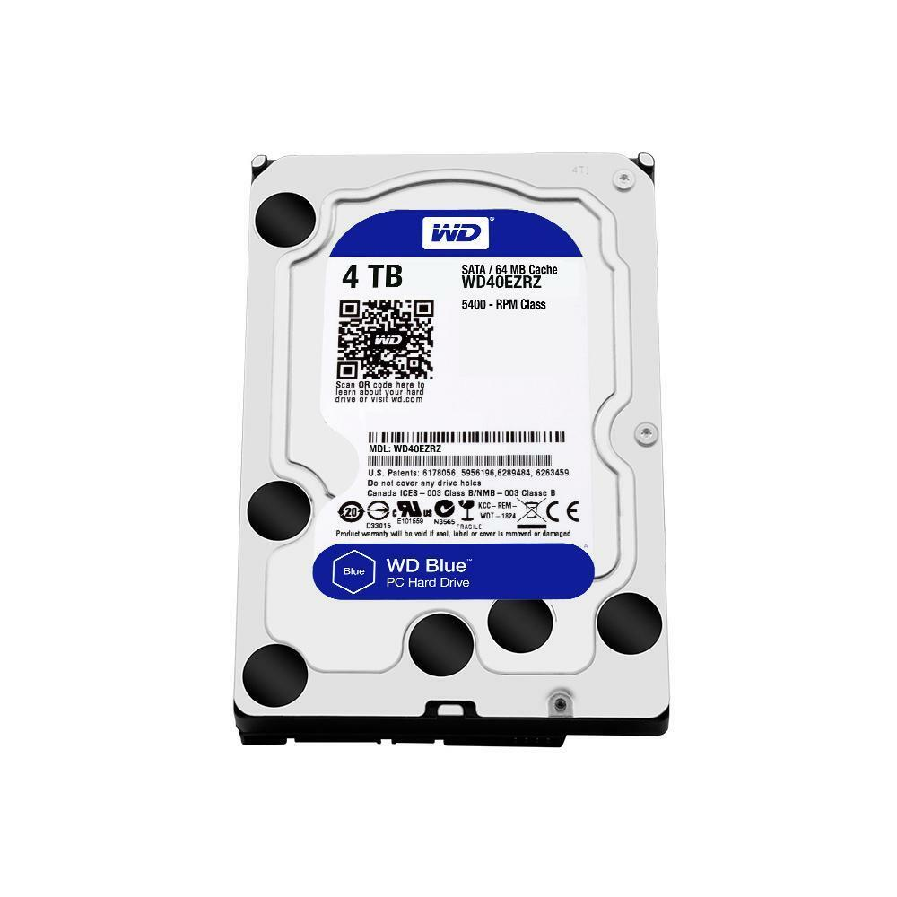 Western Digital Blue 4TB 3,5