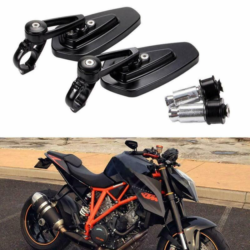 for KTM 125//390 // 790 DUKE 2013-2019 1290 Super Adventure Duke R//GT Mirror Hole Caps Xitomer Mirror Hole Plugs KTM Orange 1050//1090 // 1190 // Adventure
