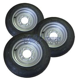 3 BRAND NEW TRAILER TYRES