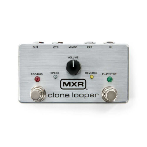 Dunlop MXR M303 Clone Looper Pedal