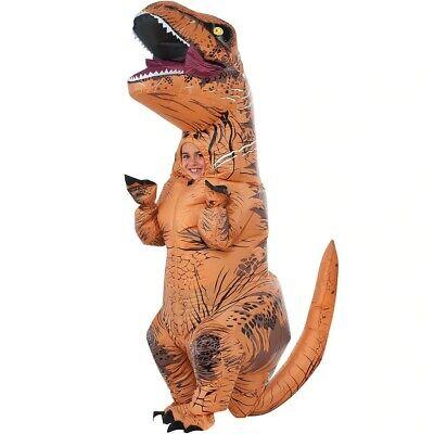 Child T Rex Costume Inflatable Tyrannosaurus Costume 610821 NEW #251 Standard