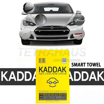 Automotive Repair Tool Car Motor Scratch Remover KADDAK All-in-One Smart Towel