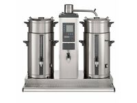 BRAVILOR BONEMAT B10-HW 10 litre Coffee Machine cafeteria, mobile drinks van etc