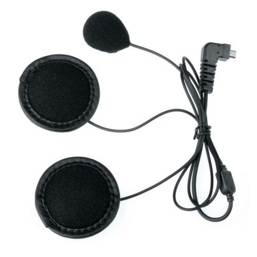2017 Motorcycle Bluetooth Helmet Intercom Mic/Headphone Speaker Headset BT-S1/S2