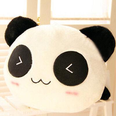 9 8  High Cute Doll Toy Lying Plush Stuffed Animal Panda Cushion Pillow 1 Pack