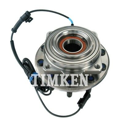 Wheel Bearing and Hub Assembly-4 X 4 Front Timken HA590439
