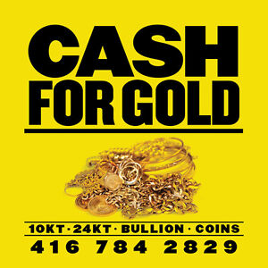 CASH FOR GOLD WE BUY JEWELLERY WATCHES DIAMONDS   ☛416-784-2829☚