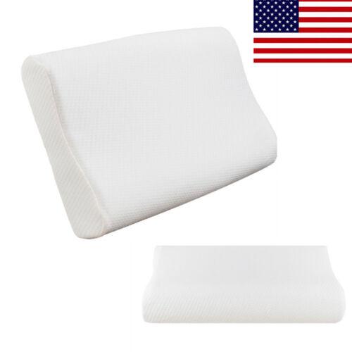 ❤ Orthopedic Contour Memory Foam Pillow For Neck Shoulder Pain Side Back Sleep