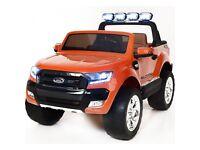 Ford ranger wild track 24v electric toy car