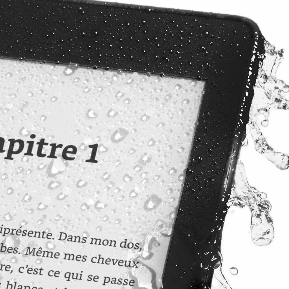 Kindle paperwhite - résistant à l'eau, Écran haute résolution 6