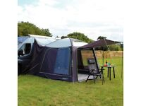 Outdoor Revolution Movelite Cayman Campervan Driveaway AIR Awning VW T5 Never Used As New