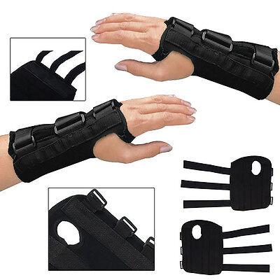 New Carpal Tunnel Medical Wrist Brace Support Sprain Arthritis Splint Band Strap