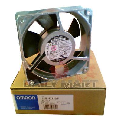Omron R87f-a1a15hp Ac Tube Axial Flow Fan Plc New