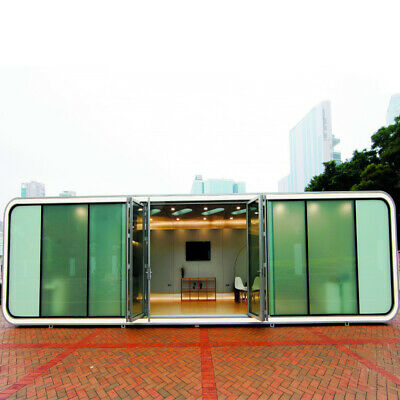 South Beach Shipping Container Home L40