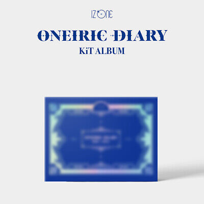 [KIHNO ALBUM] IZ*ONE IZONE - Oneiric Diary KIHNO KIT+Extra Photocards Set