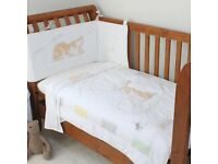 Guess how much I love you Cot bed 4 piece set