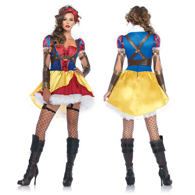 ite Halloween Costume (Womens Snow White Kostüme)
