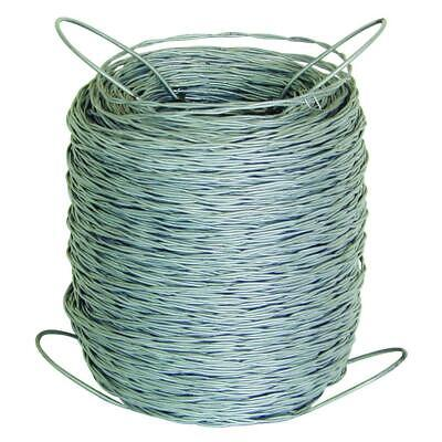 Farmgard Barbless Wire 1320 Ft. 12.5-gauge Double Strand Smooth Galvanized Steel