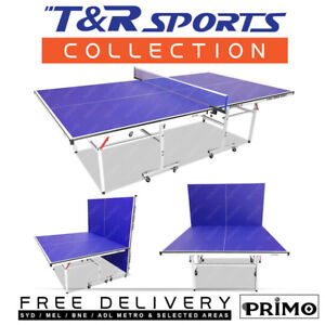 PRIMO Optimal 16mm Pro Size Table Tennis Table