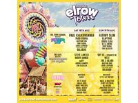 2 x Elrow Town Festival, Sunday 19th August