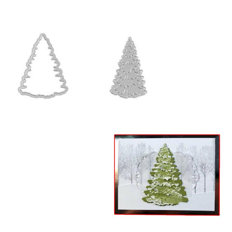 New Cutting Dies Stencils Carbon Steel Christmas Supplies Scrapbooking Embossing