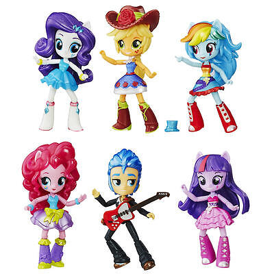My Little Pony Equestria Girls Minis School Dance Collection Doll Set