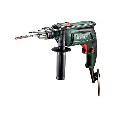 Metabo 600671420 Sbe 650 12 In. 2800 Rpm 6.5 Amp Hammer Drill New