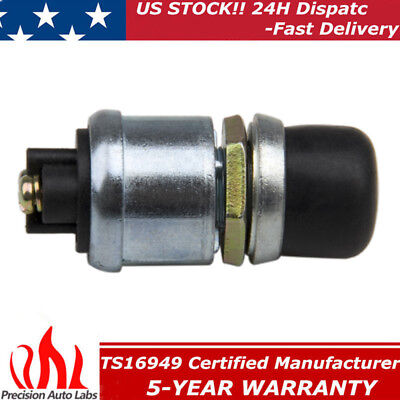 (20A 12V Waterproof Car Boat Track Switch Push Button Horn Engine Start Starter)