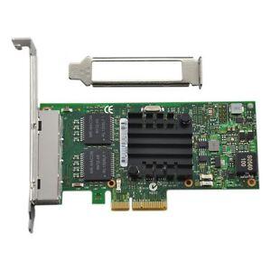 OEM-Intel-I350-T4-PCI-Express-PCI-E-Four-RJ45-Gigabit-Ports-Server-Adapter-NIC