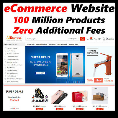 Website - eCommerce Store - For Sale - Home Online Adult Business - Fully Built