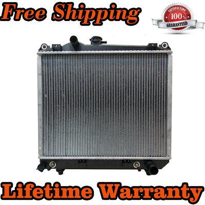 Lifetime Warranty ! Radiator Fits 1987-1999 Dodge Dakota 3.9L/2.2L/2.5L